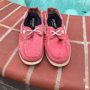 Sperry Top-sider (Red)